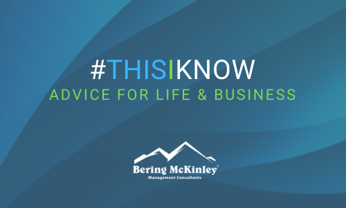 This I Know – 17 Life & Business Lessons Learned
